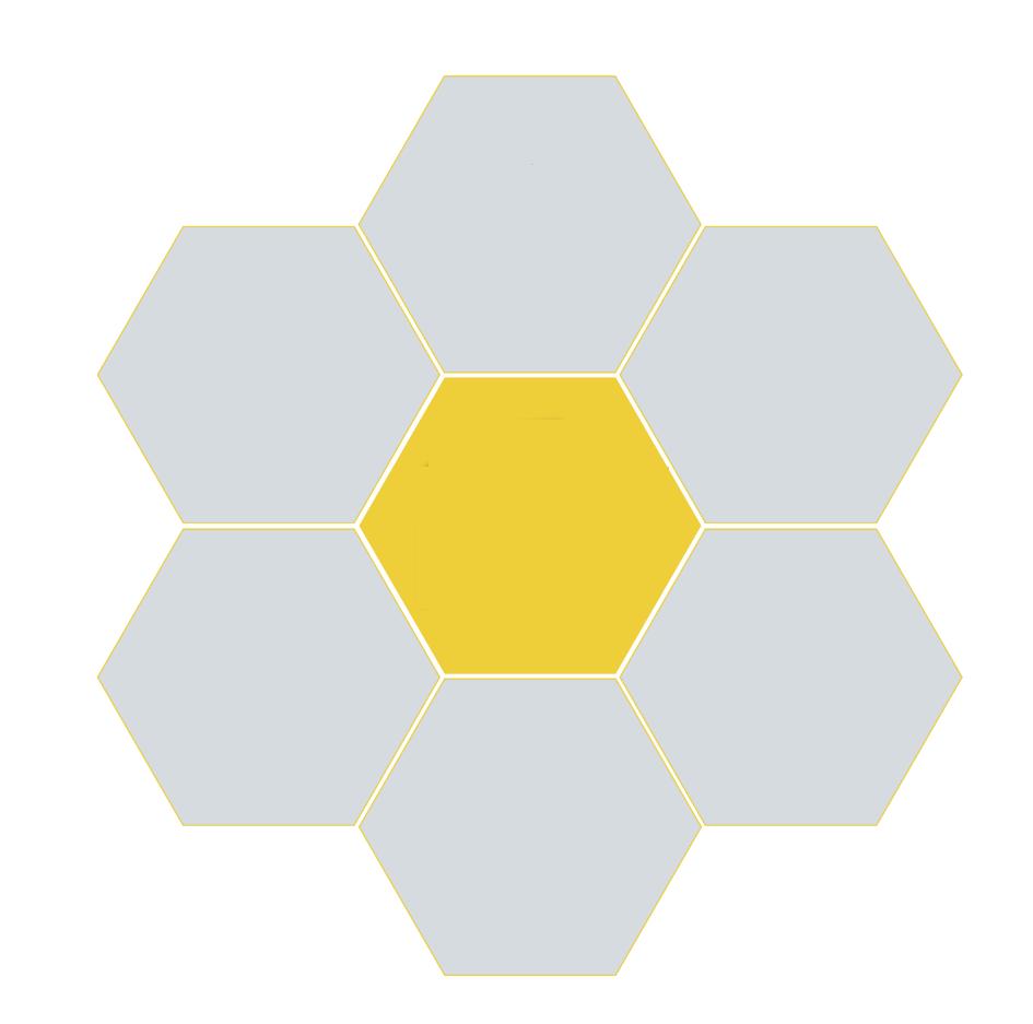Hexagon Button - HTML / CSS / JavaScript - Byte-Welt - Die